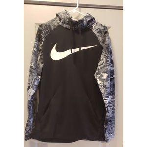 Nikes Dri-fit sweatshirt. Great condition.